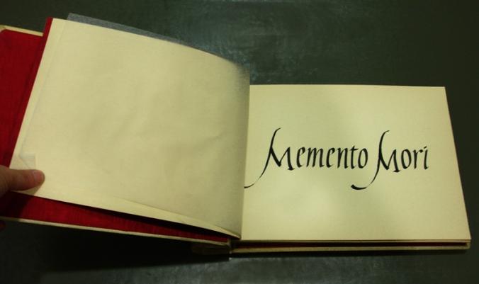 MementoMori 1
